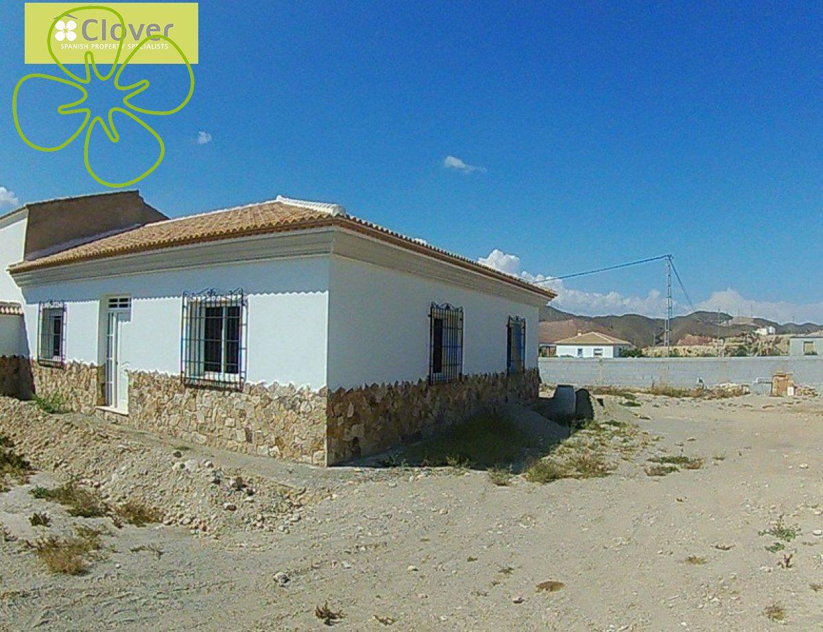Ref:00255-6080 Villa For Sale in Albox