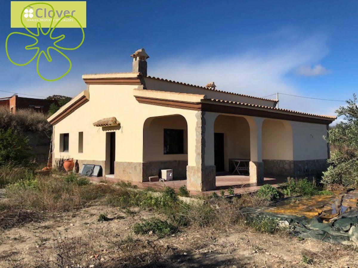 Ref:00264-6080 Villa For Sale in Cantoria