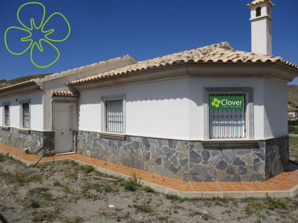 Ref:00301-6080 Villa For Sale in Arboleas