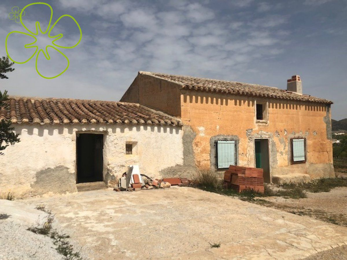 Ref:00302-6080 cortijo For Sale in Oria
