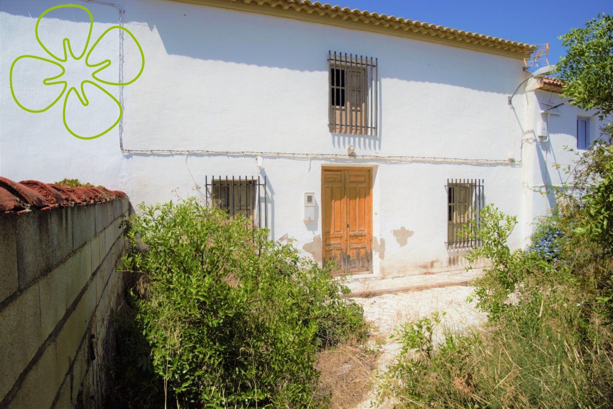 Ref:00303-6080 cortijo For Sale in Cantoria