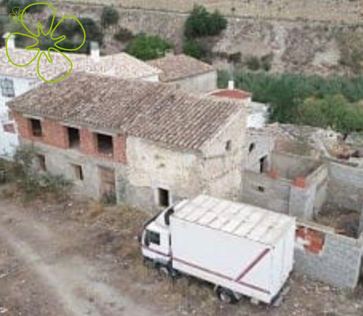 Ref:00309-6080 cortijo For Sale in Arboleas