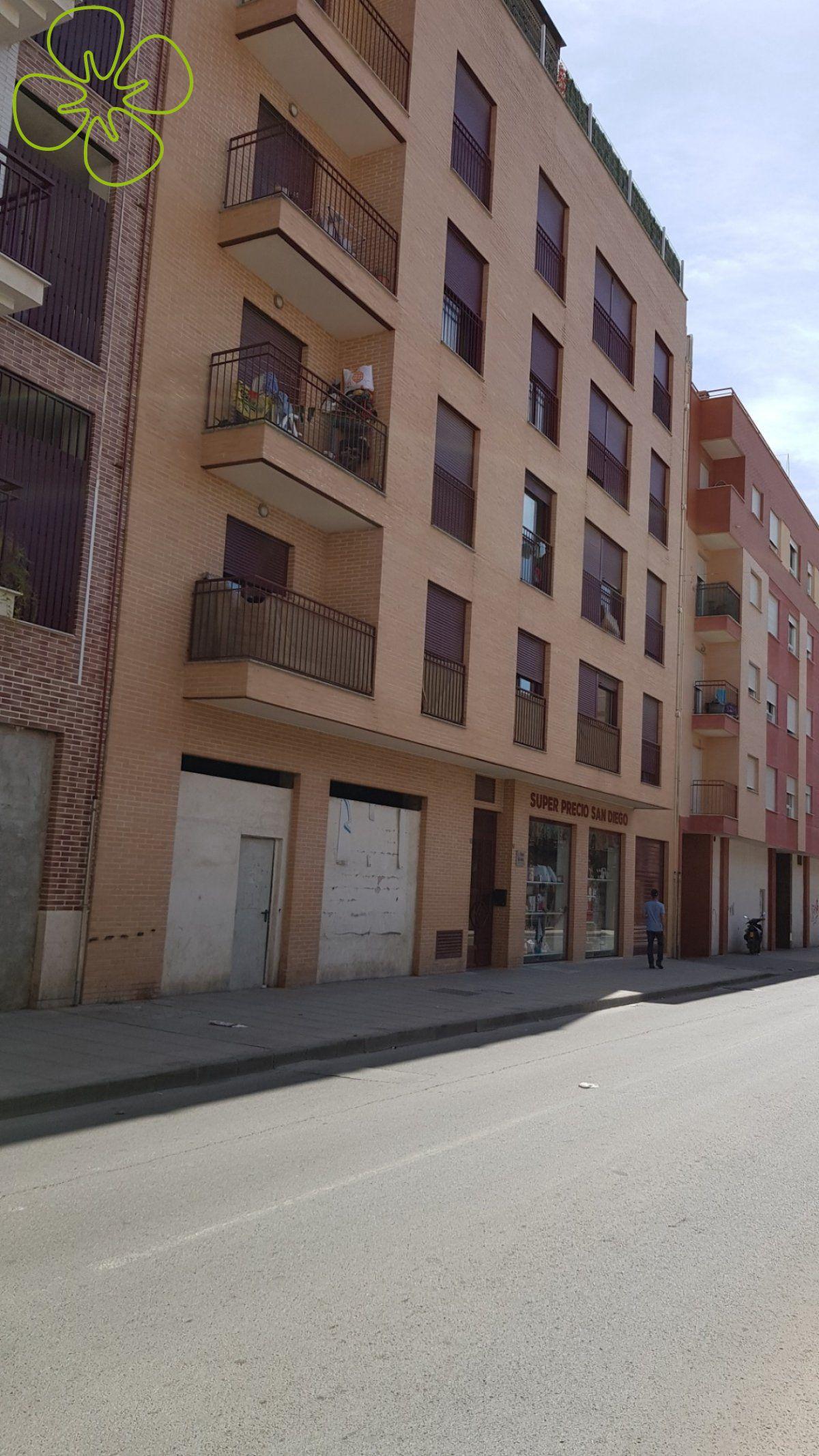 Ref:00347-6080 Flat For Sale in Lorca