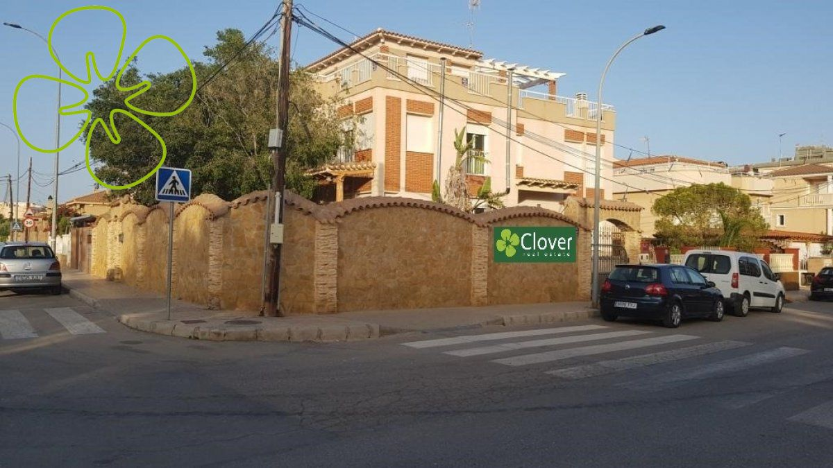 Ref:00393-6080 Villa For Sale in Águilas