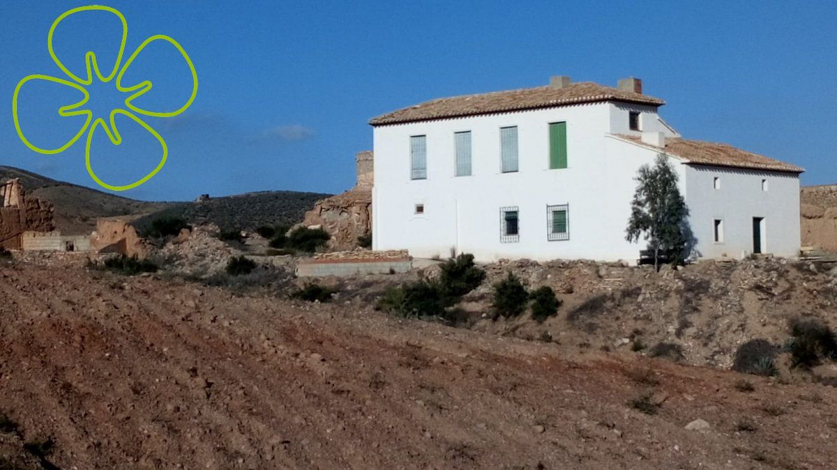 Ref:00396-6080 cortijo For Sale in Albox