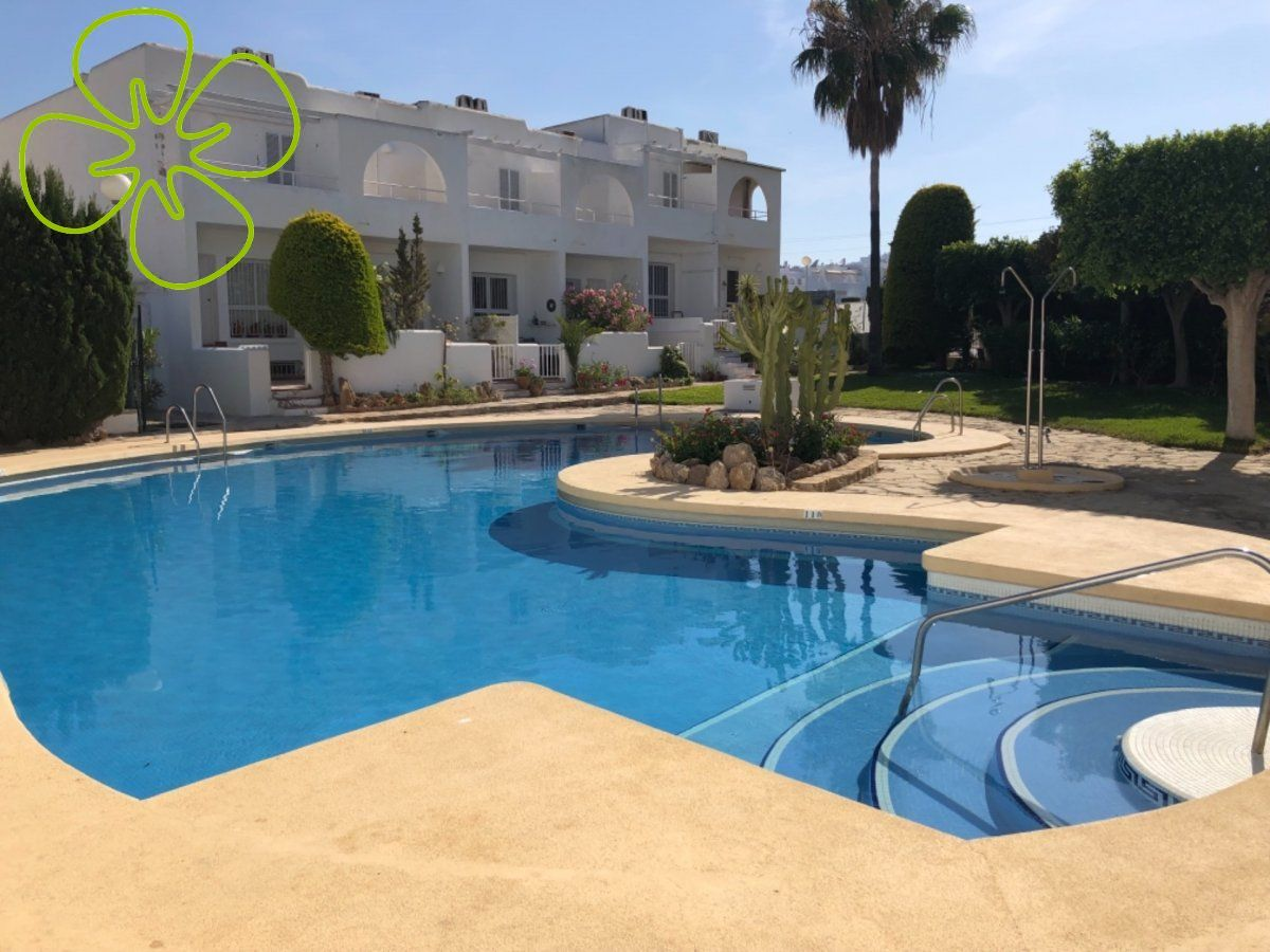 Ref:00400-6080 Duplex For Sale in Mojacar