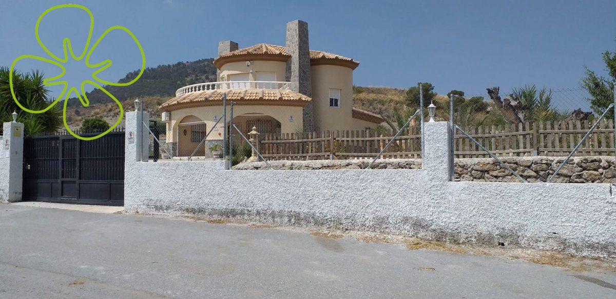 Ref:00423-6080 Villa For Sale in Cantoria