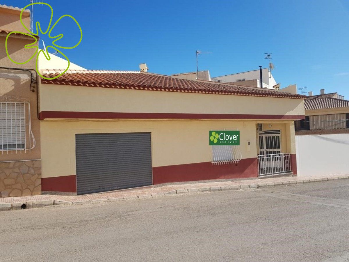 Ref:00455-6080 Town house For Sale in Puerto Lumbreras