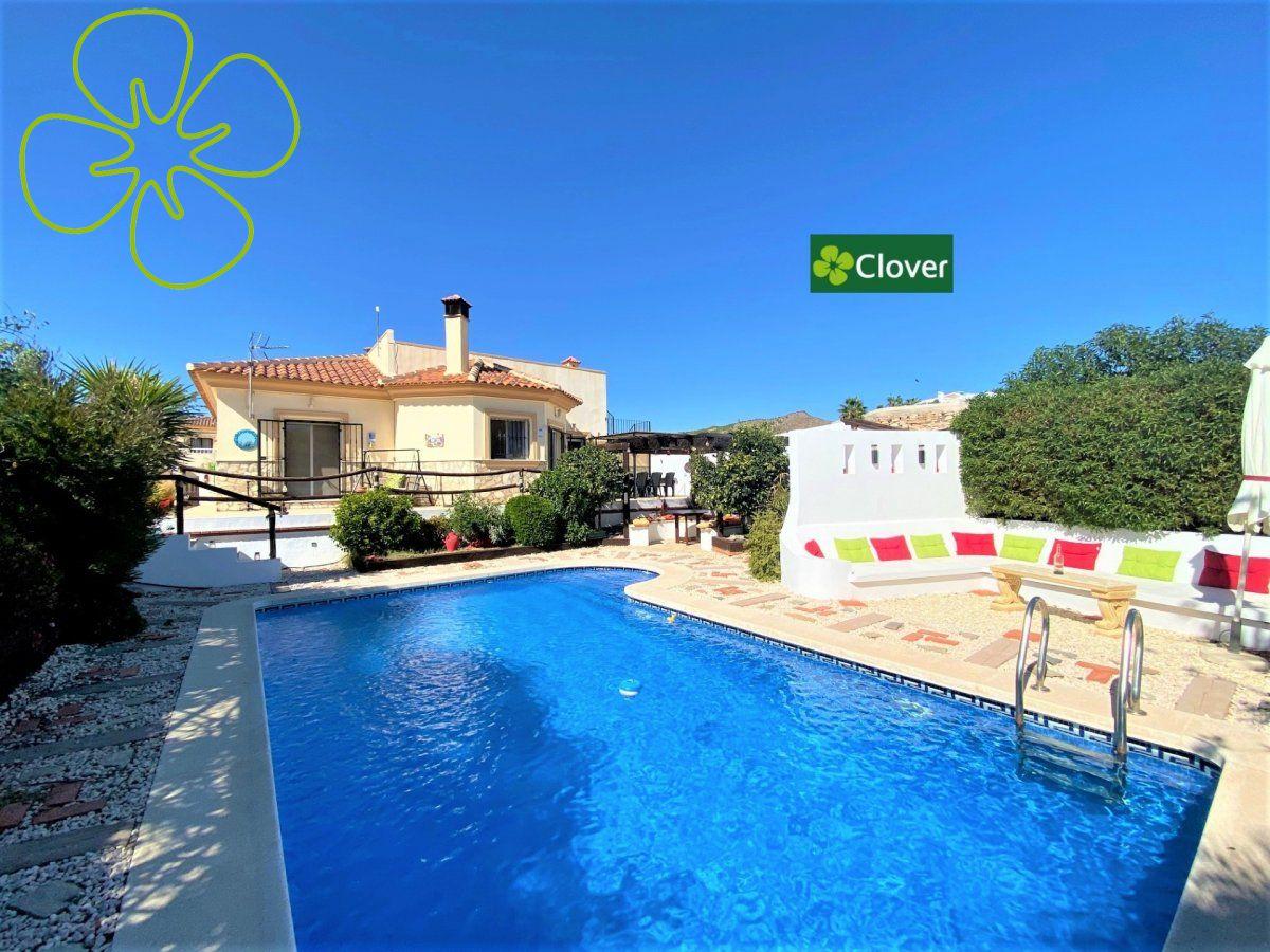 Ref:00461-6080 Villa For Sale in Arboleas