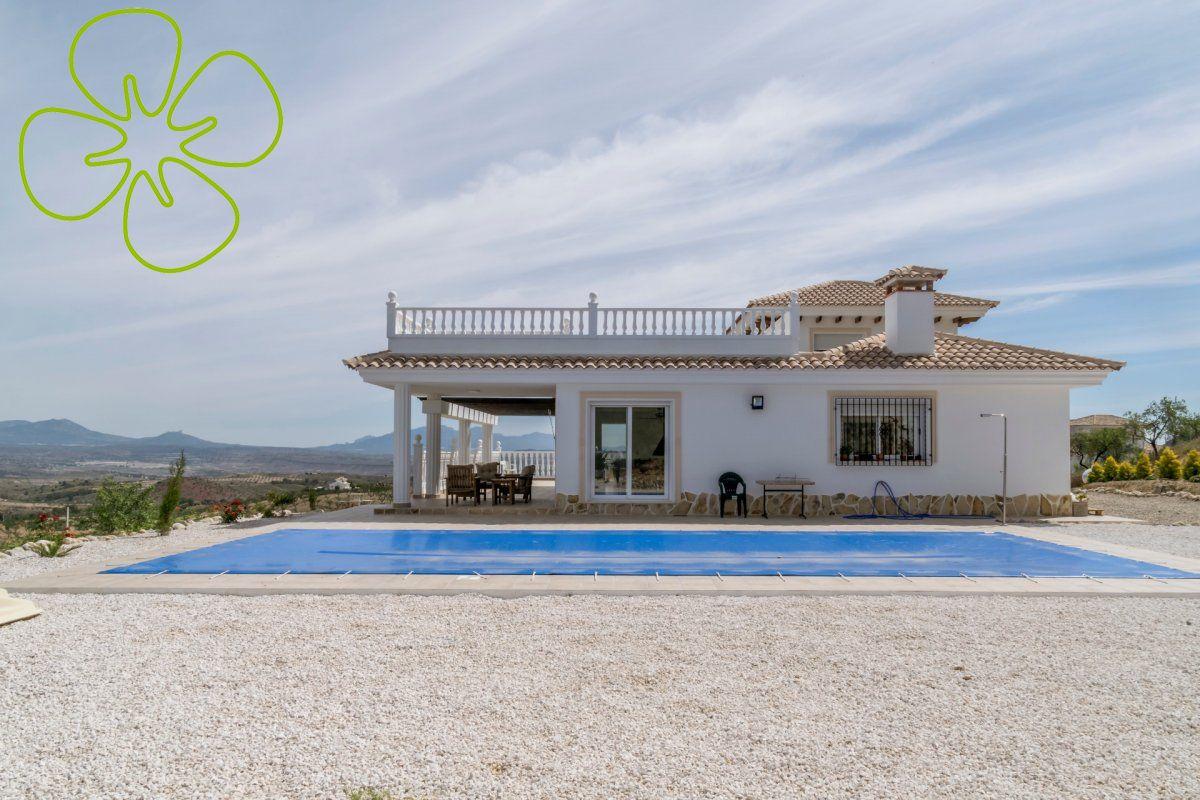 Ref:00480-6080 Villa For Sale in Lorca