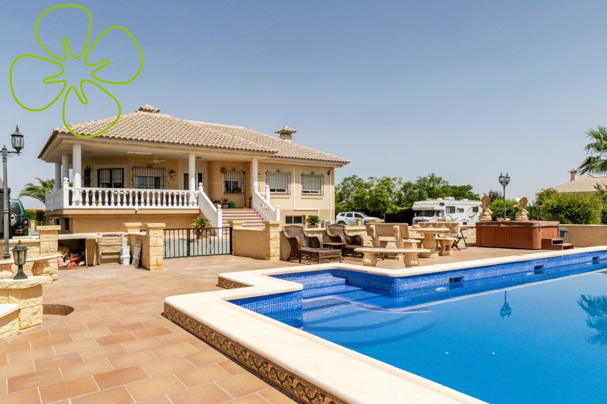 Ref:00507-6080 Villa For Sale in Lorca