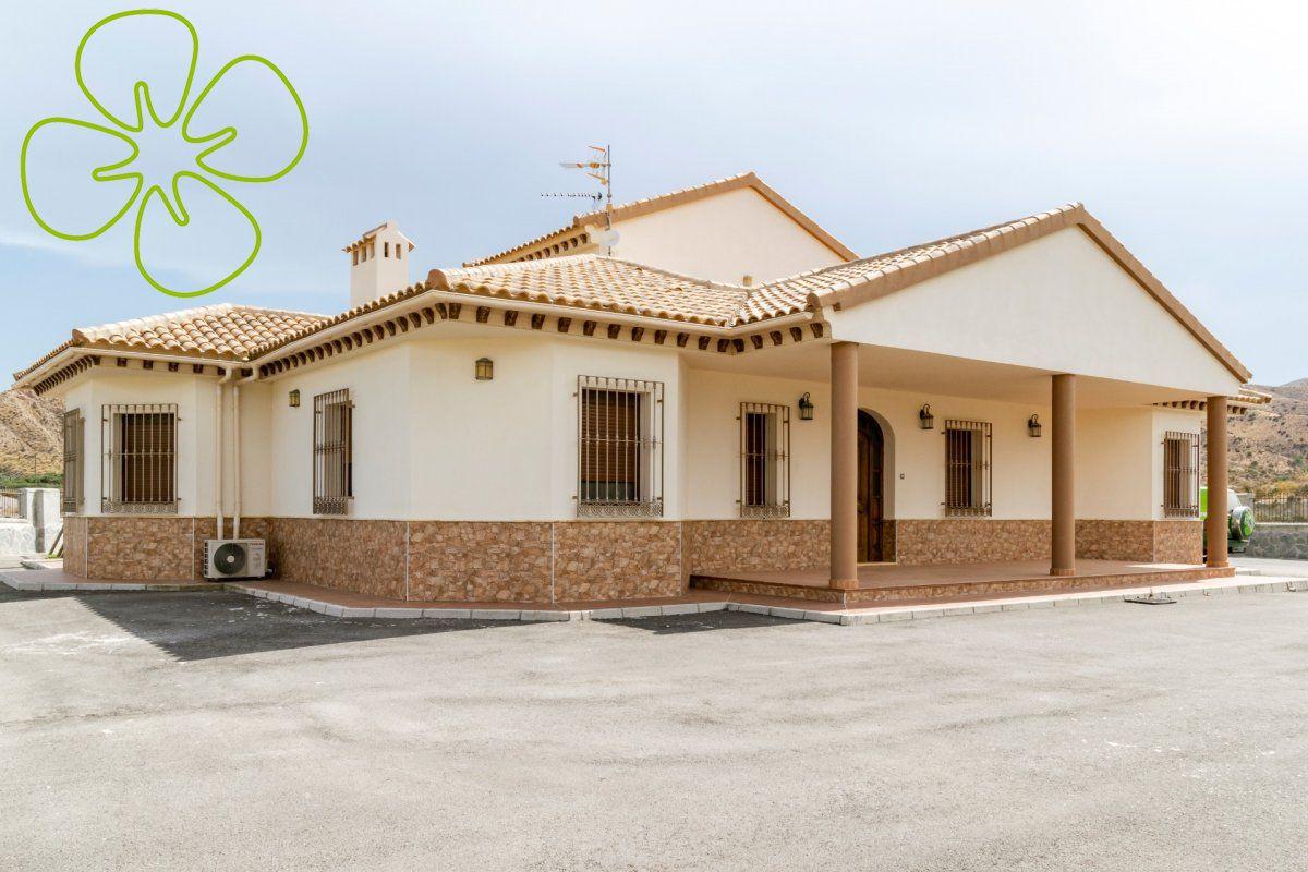 Ref:00535-6080 Villa For Sale in Arboleas