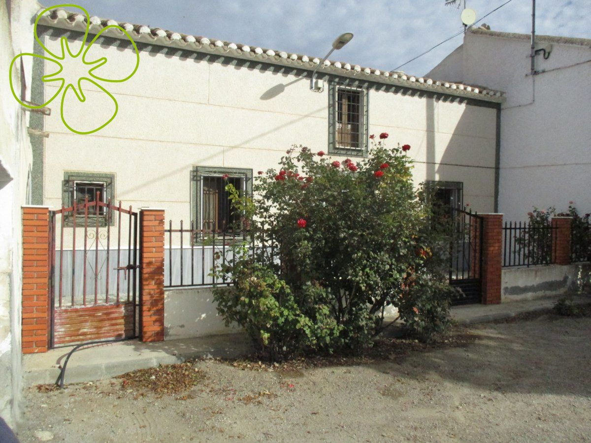 Ref:00586-6080 cortijo For Sale in Oria
