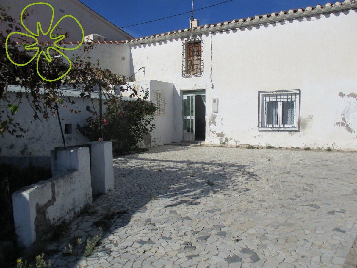 Ref:00595-6080 cortijo For Sale in Albox