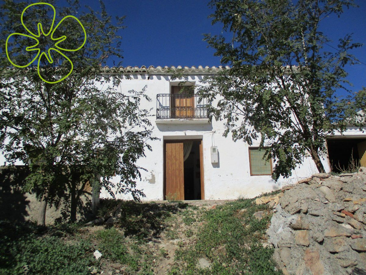 Ref:00598-6080 cortijo For Sale in Albox