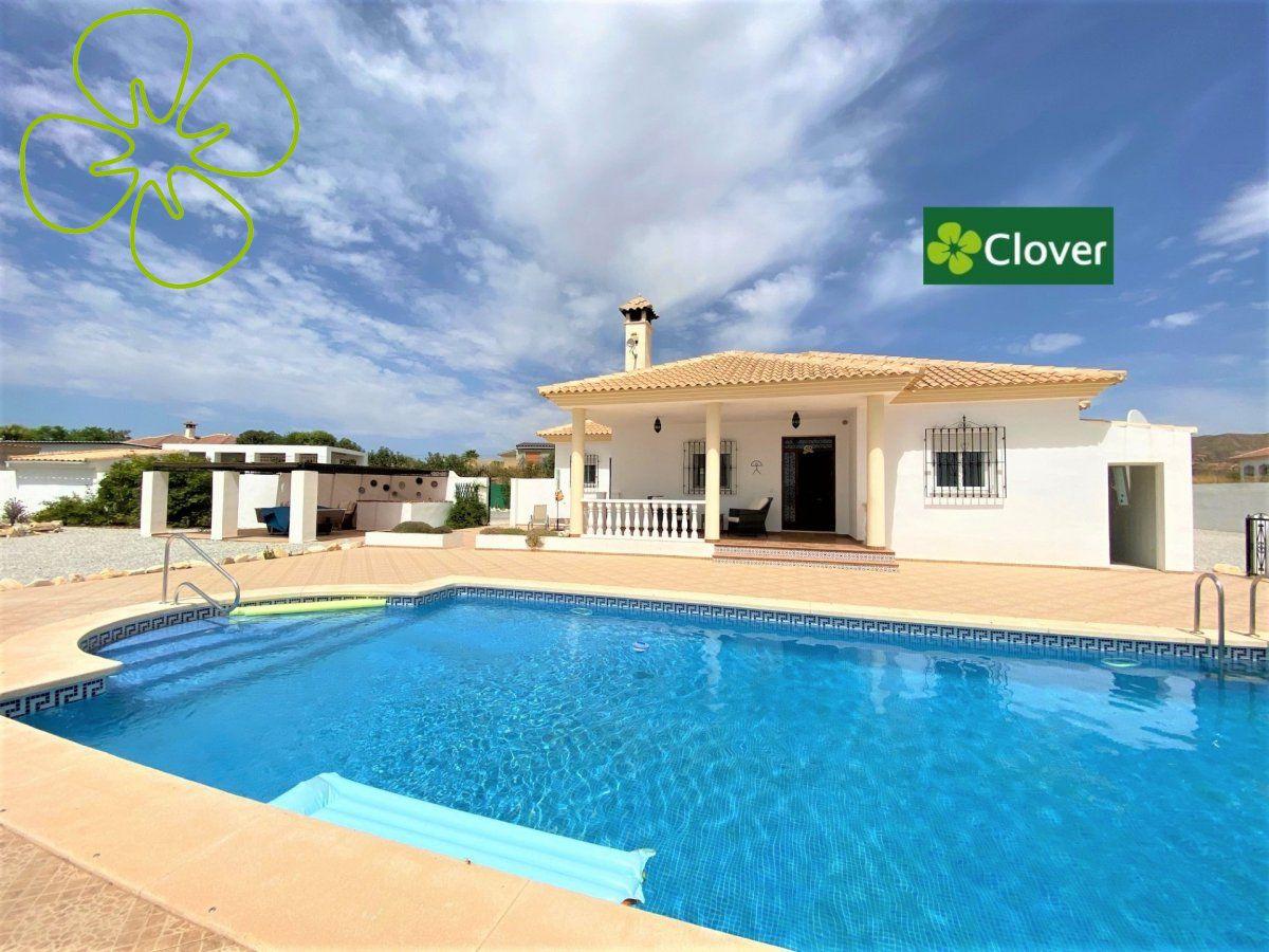 Ref:00619-6080 Villa For Sale in Albox