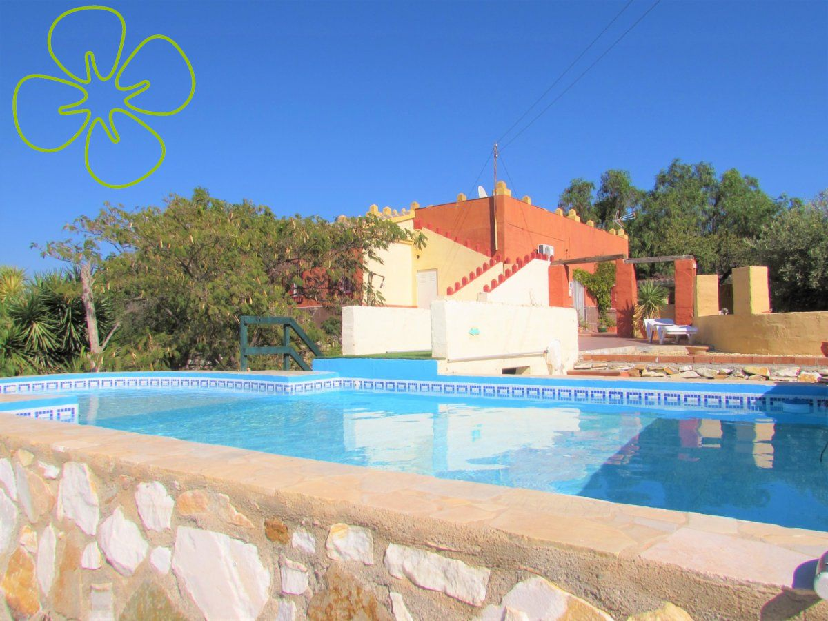 Ref:00626-6080 Villa For Sale in Cantoria