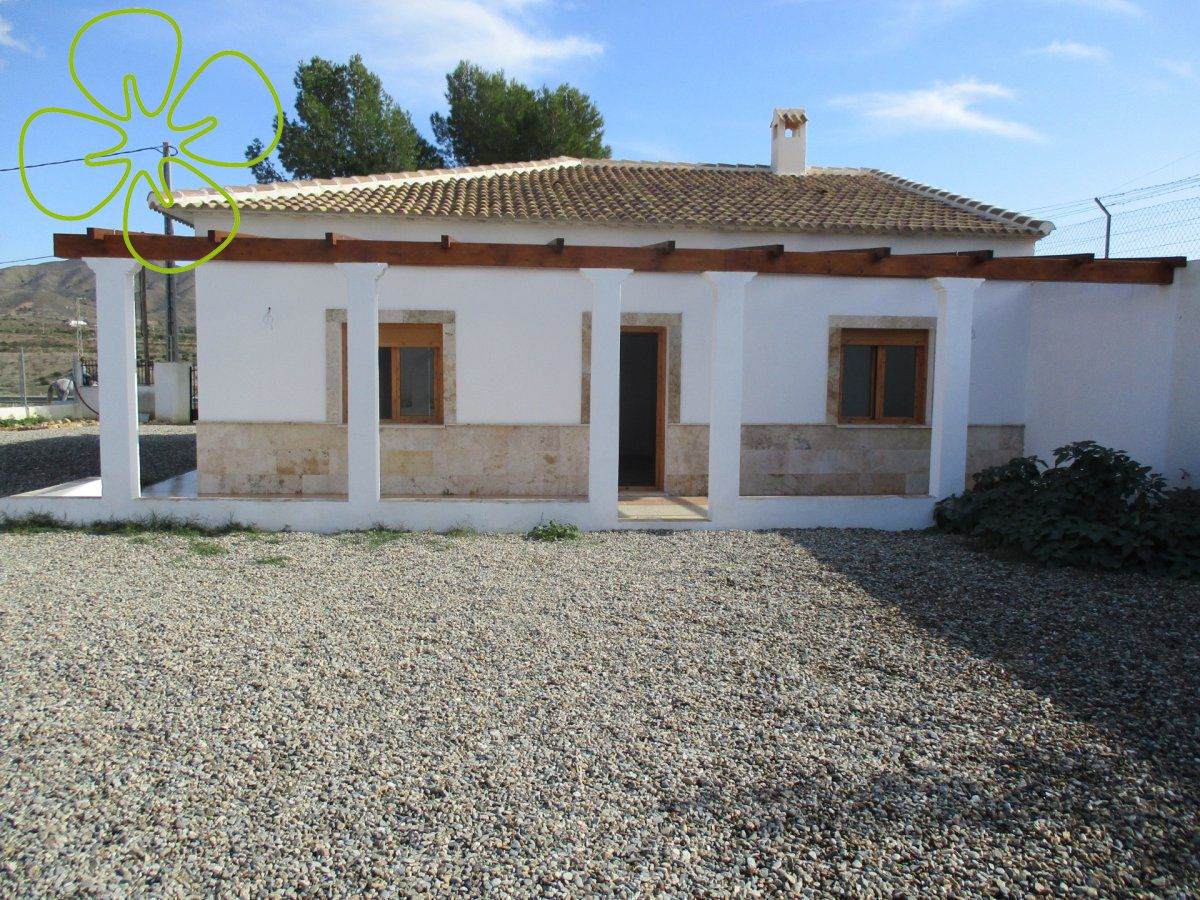 Ref:00635-6080 Villa For Sale in Albox