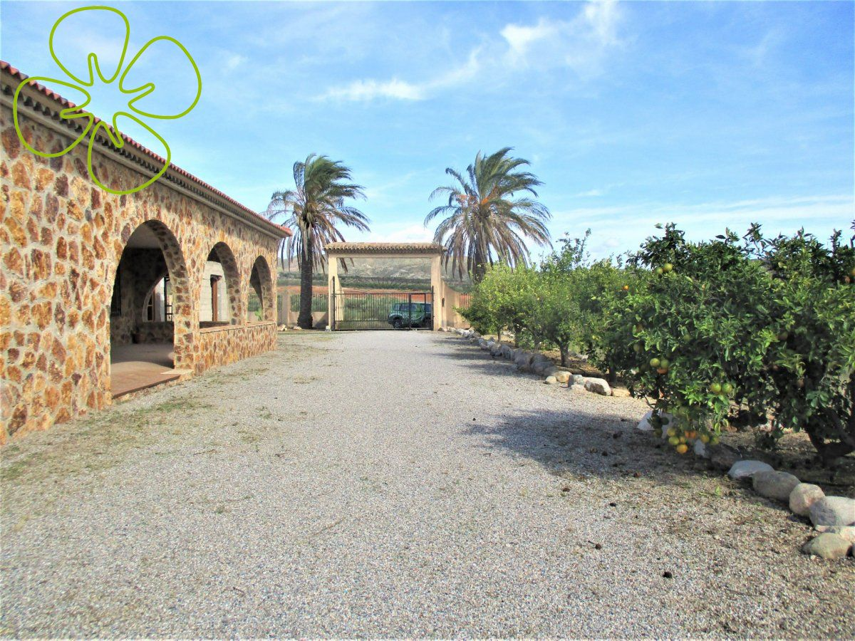 Ref:00637-6080 Villa For Sale in Arboleas