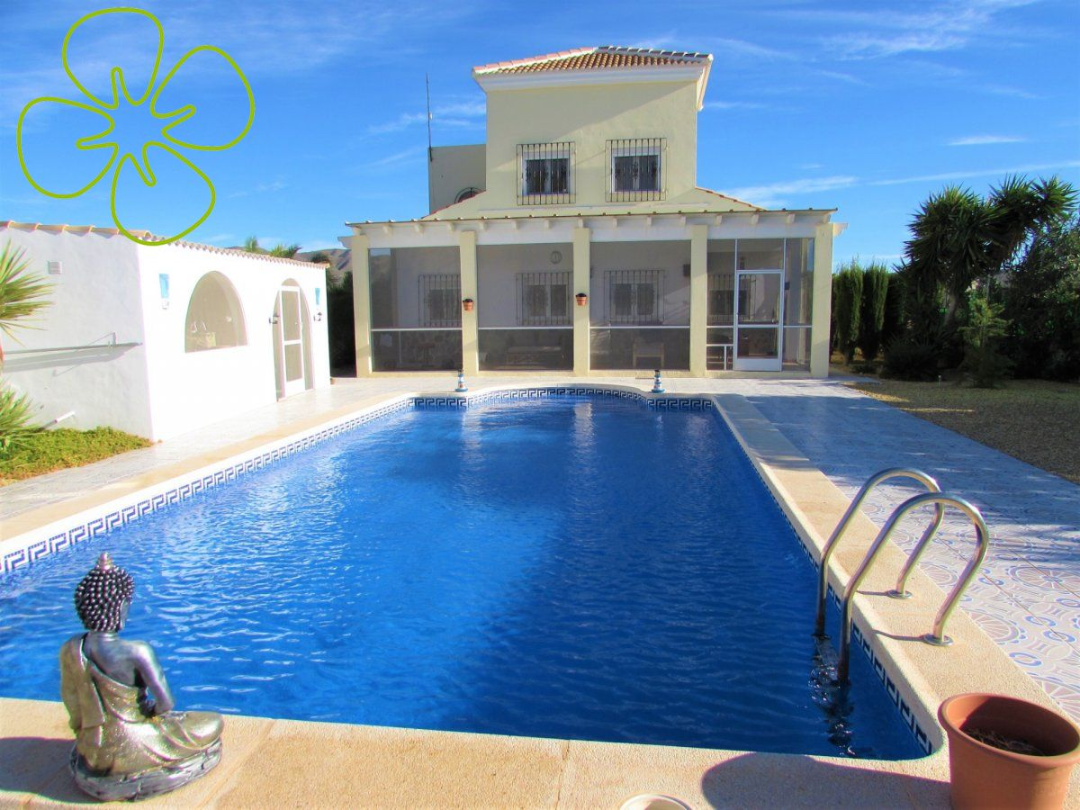 Ref:00656-6080 Villa For Sale in Arboleas