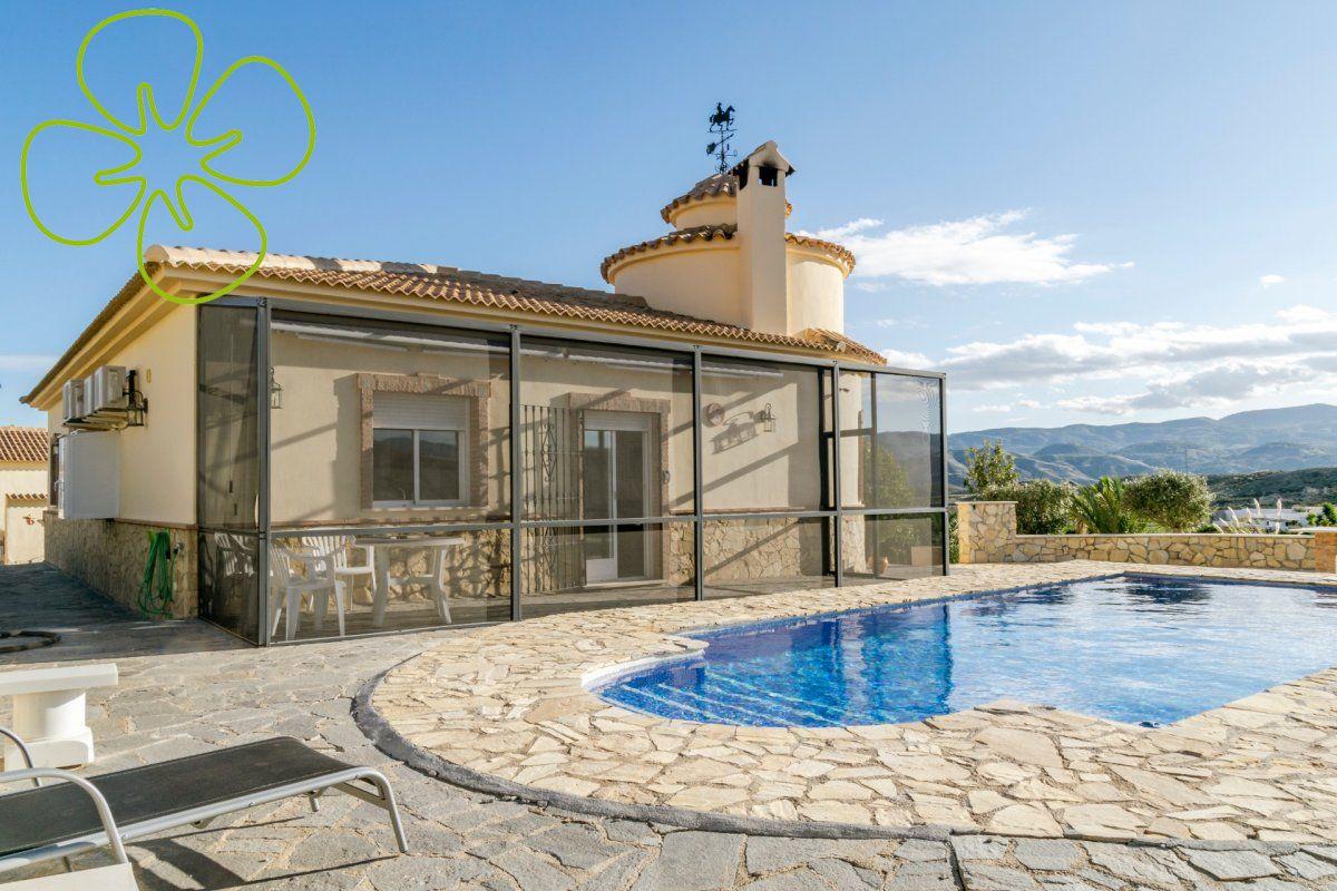Ref:00659-6080 Villa For Sale in Cantoria