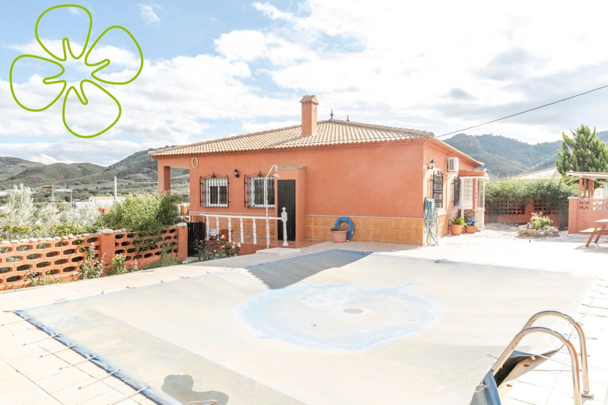 Ref:00696-6080 Villa For Sale in Cantoria