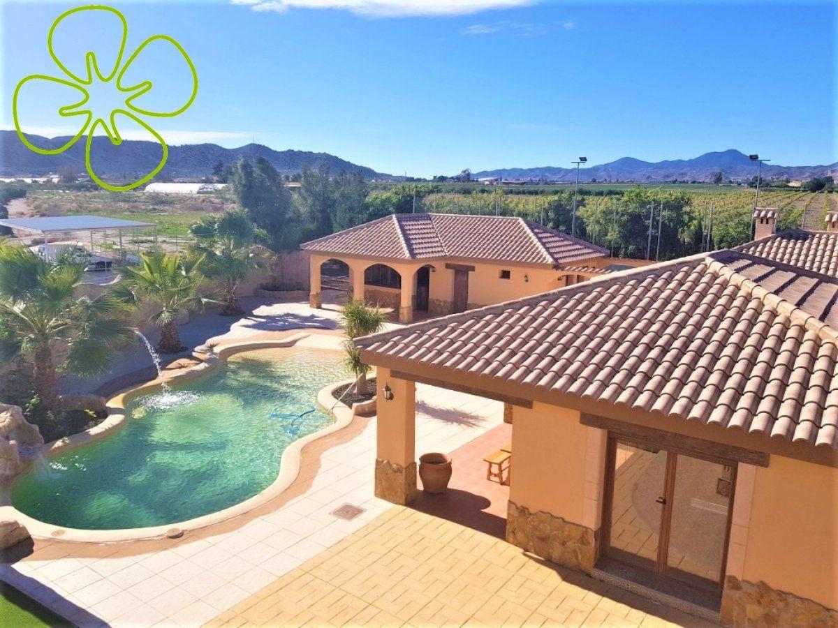 Ref:00698-6080 Villa For Sale in Puerto Lumbreras