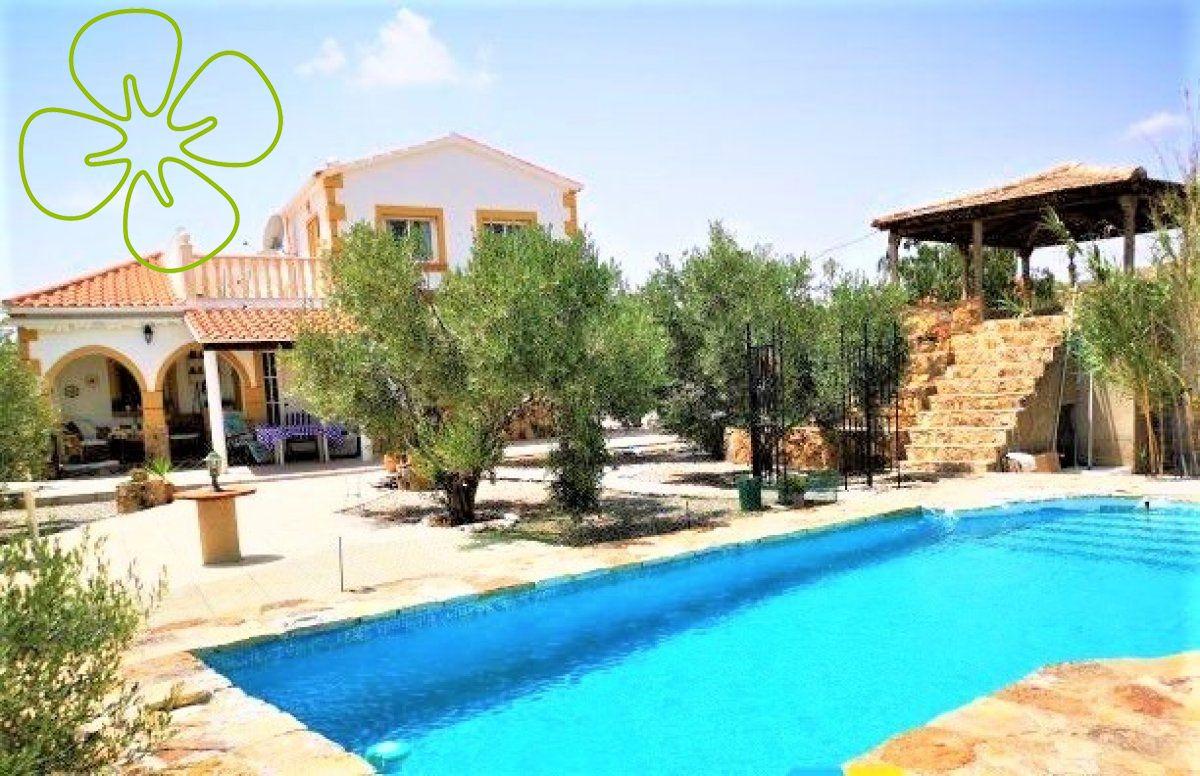 Ref:00707-6080 Villa For Sale in Albox