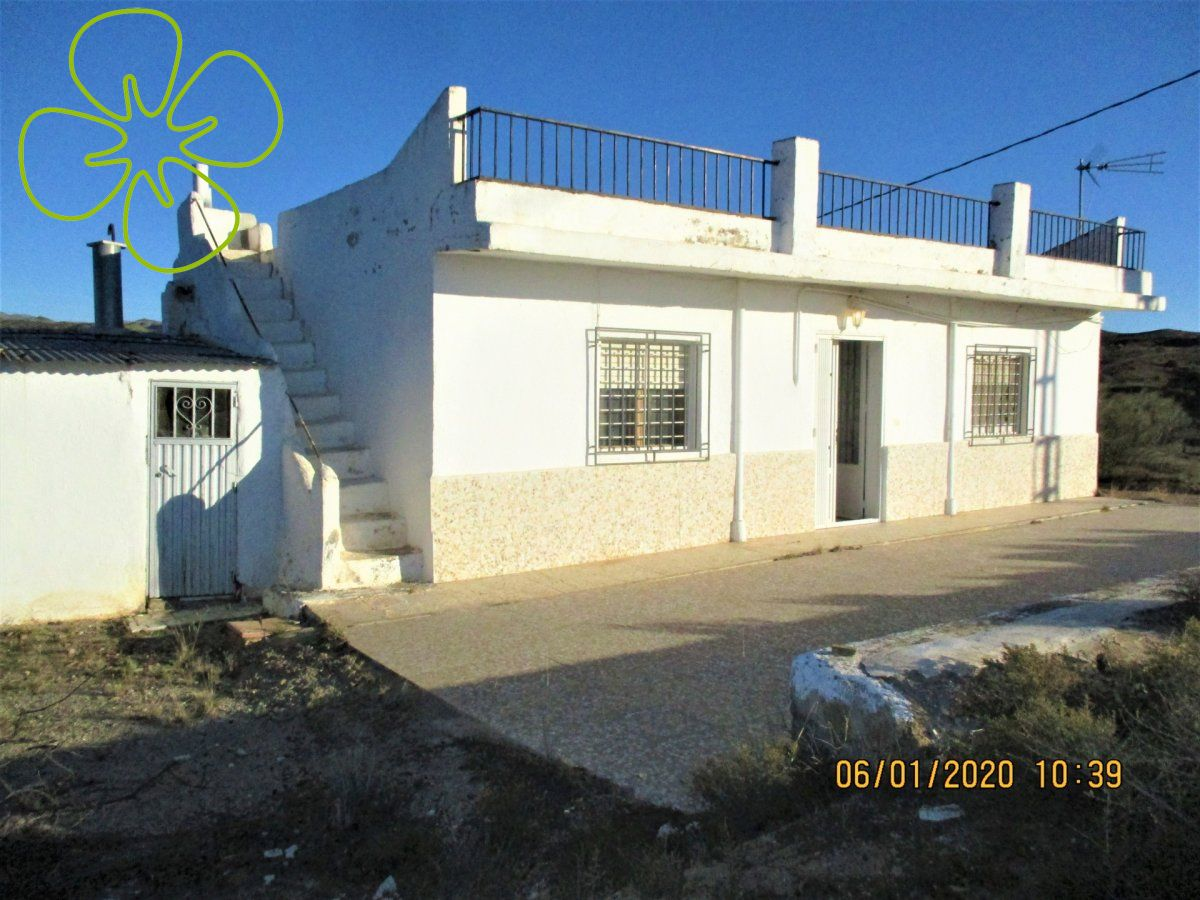 Ref:00728-6080 cortijo For Sale in Albox