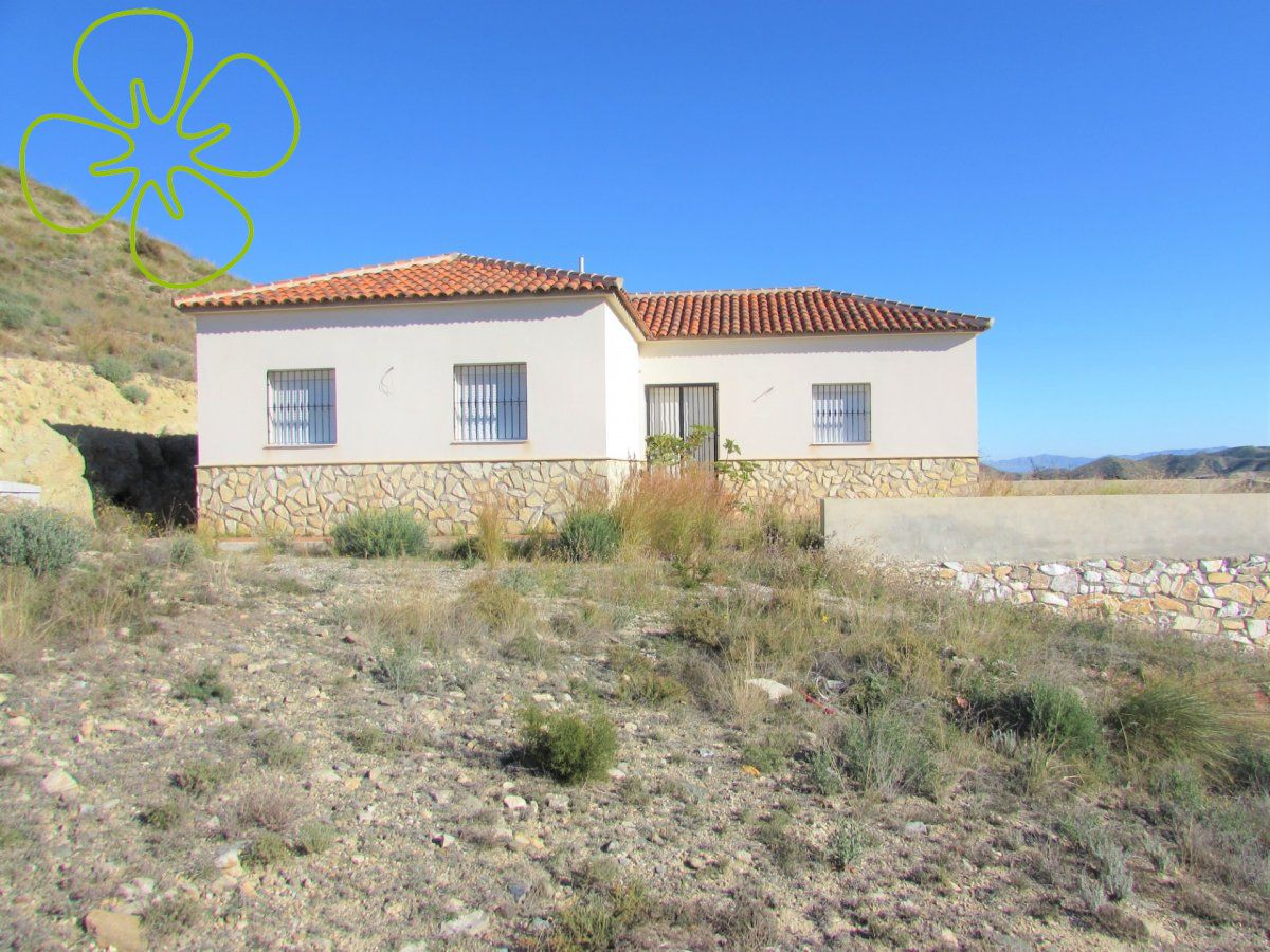Ref:00729-6080 Villa For Sale in Arboleas