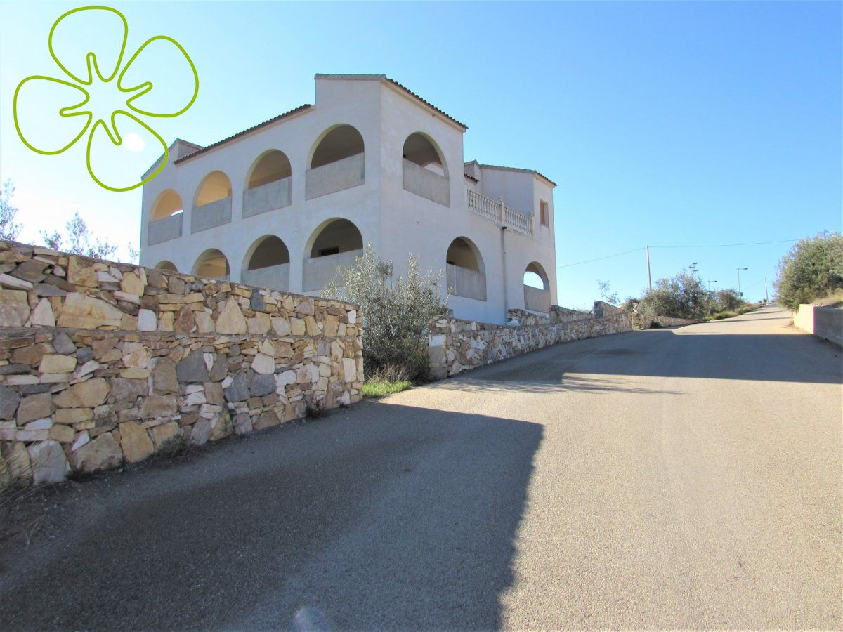 Ref:00734-6080 Villa For Sale in Arboleas