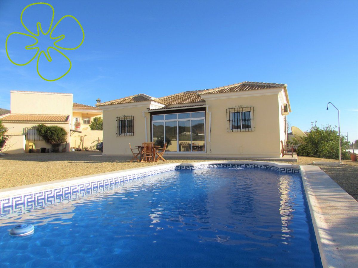Ref:00735-6080 Villa For Sale in Arboleas