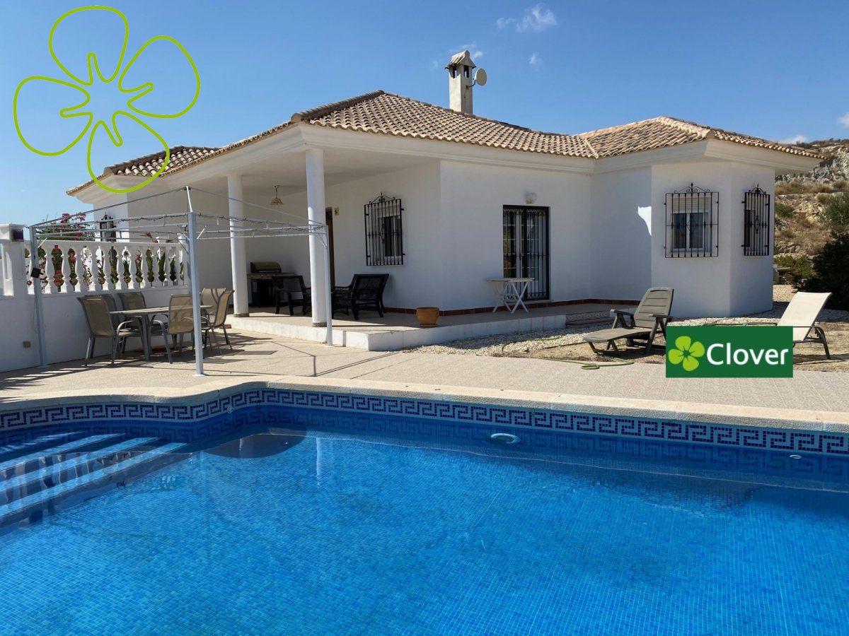 Ref:00741-6080 Villa For Sale in Albox