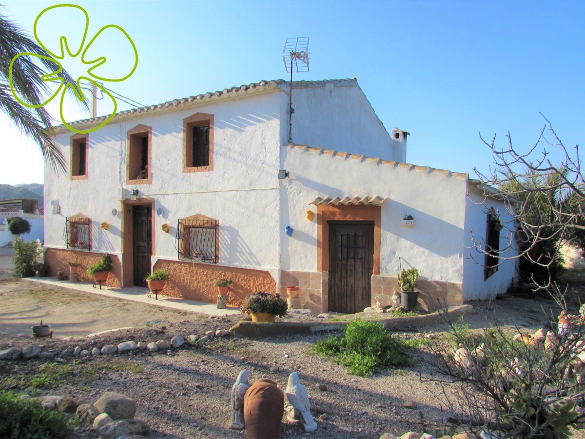Ref:00742-6080 cortijo For Sale in Arboleas
