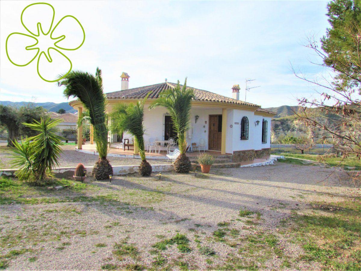 00745-6080: Villa in Arboleas