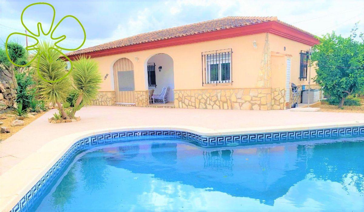 Ref:00747-6080 Villa For Sale in Arboleas