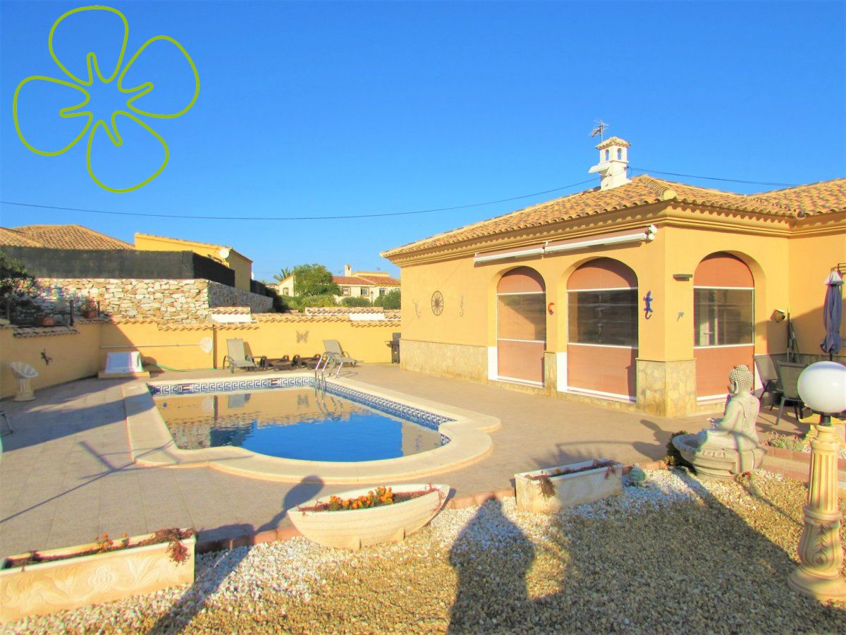 Ref:00748-6080 Villa For Sale in Arboleas