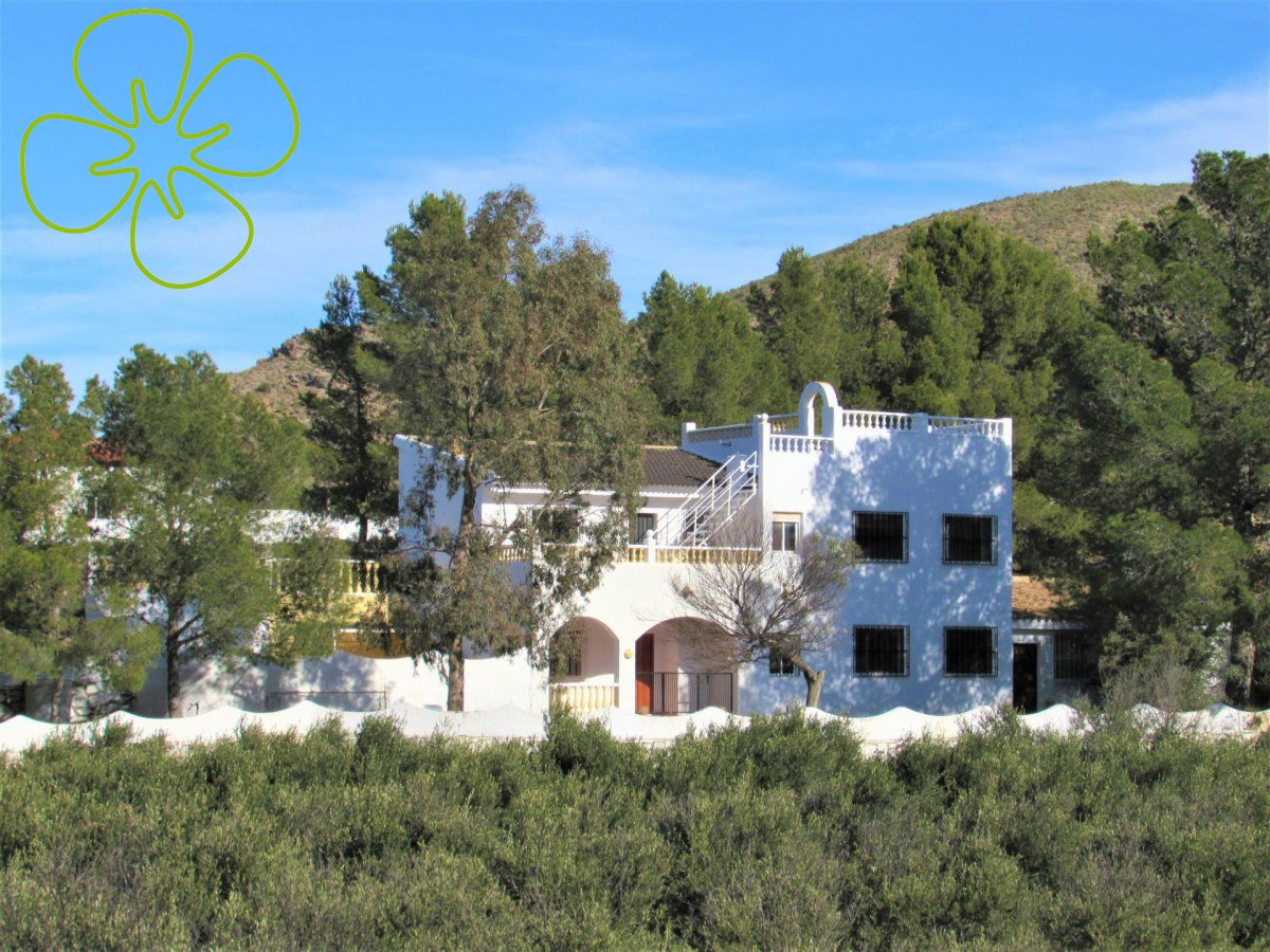 Ref:00751-6080 cortijo For Sale in Cantoria
