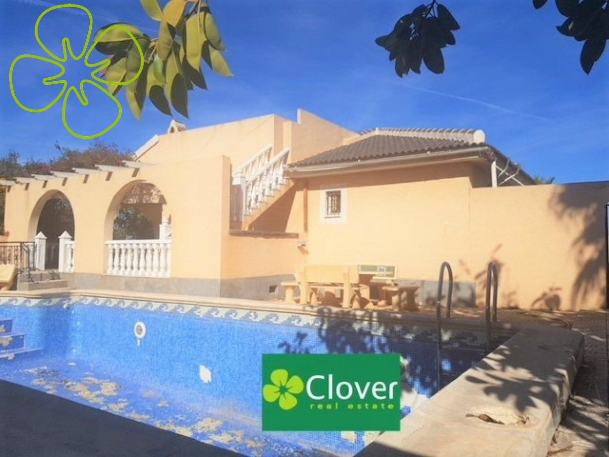 Ref:00759-6080 Villa For Sale in Mazarron