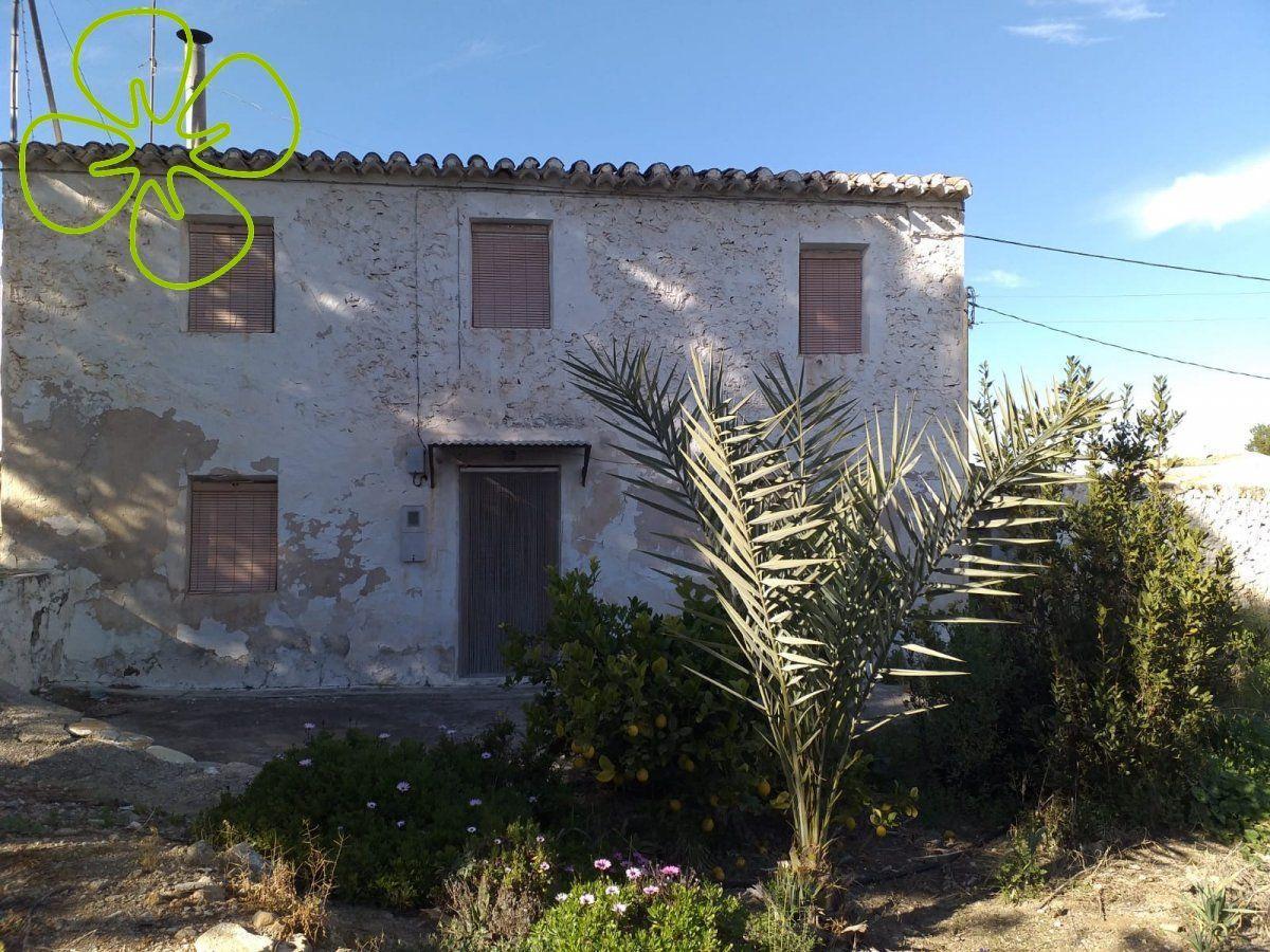 Ref:00768-6080 cortijo For Sale in Arboleas