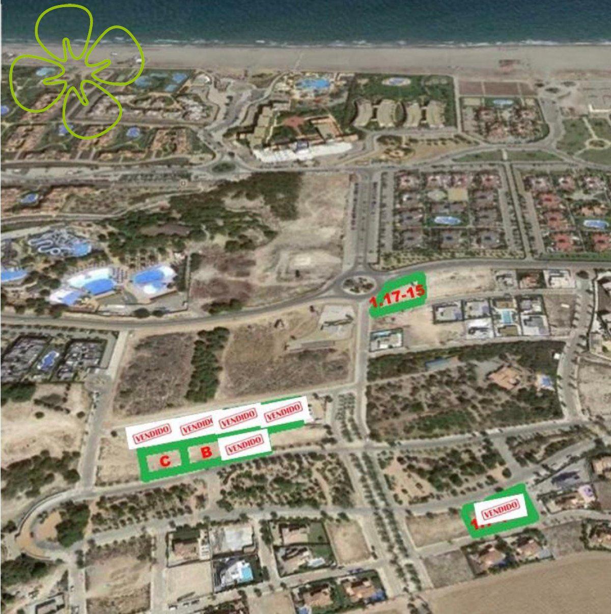 00783-6080: Urban building plot in Vera