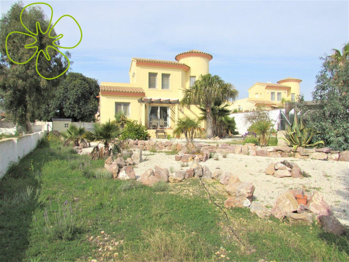 Ref:00794-6080 Villa For Sale in Cuevas del Almanzora