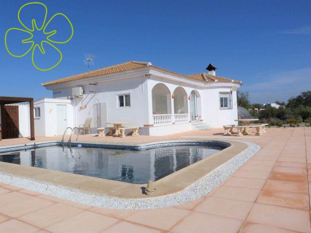 Ref:00806-6080 Villa For Sale in Albox