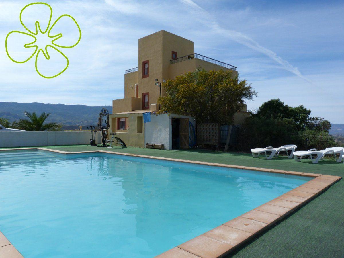Ref:00815-6080 Villa For Sale in Tabernas