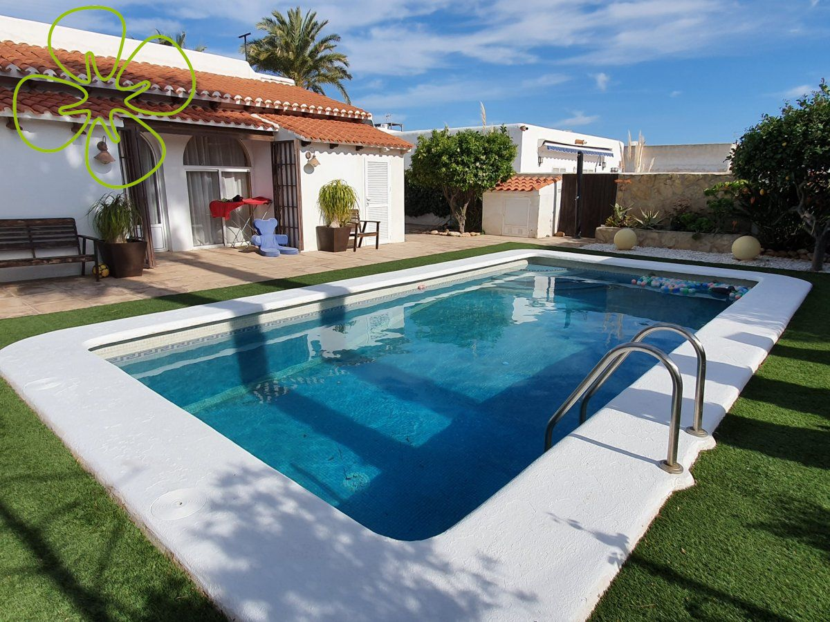 Ref:00818-6080 Villa For Sale in Mojacar