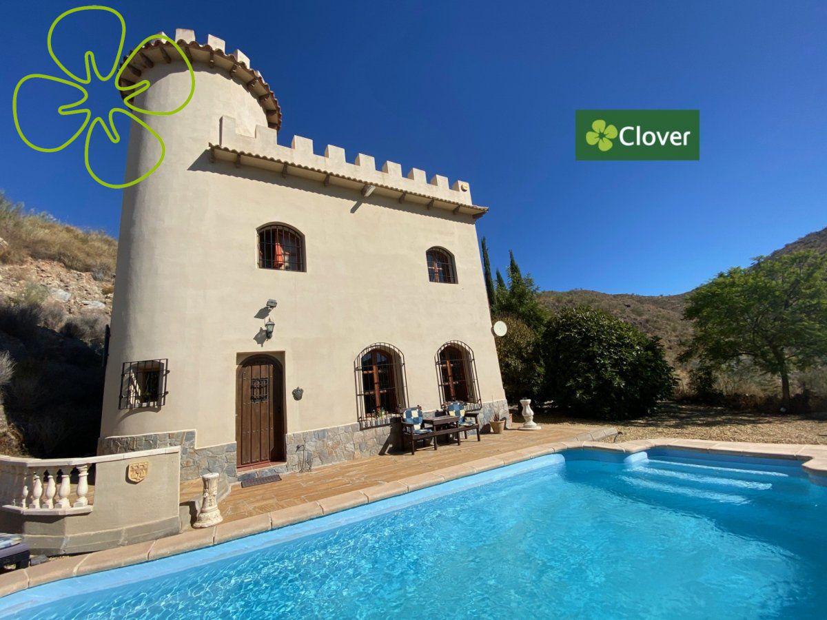 Ref:00854-6080 Villa For Sale in Arboleas