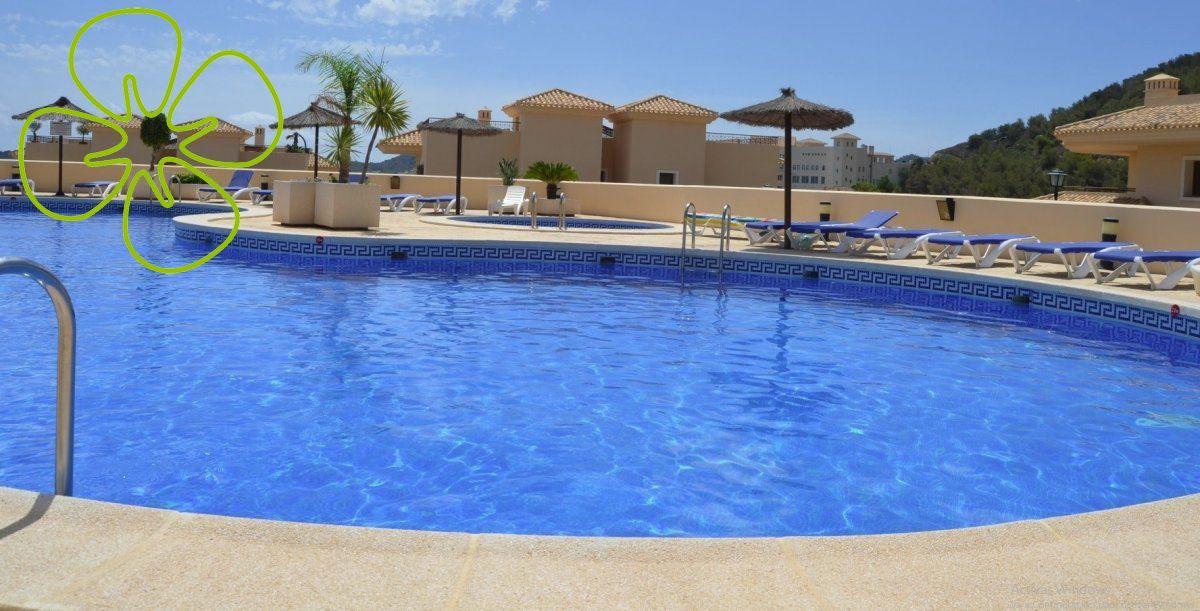 Ref:00860-6080 Flat For Sale in La Manga del Mar Menor