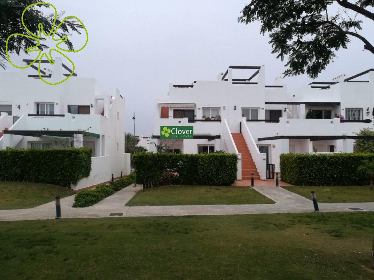 Ref:00870-6080 Flat For Sale in Alhama de Murcia