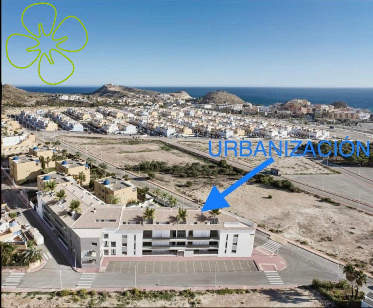 Ref:00877-6080 Flat For Sale in San Juan de los Terreros