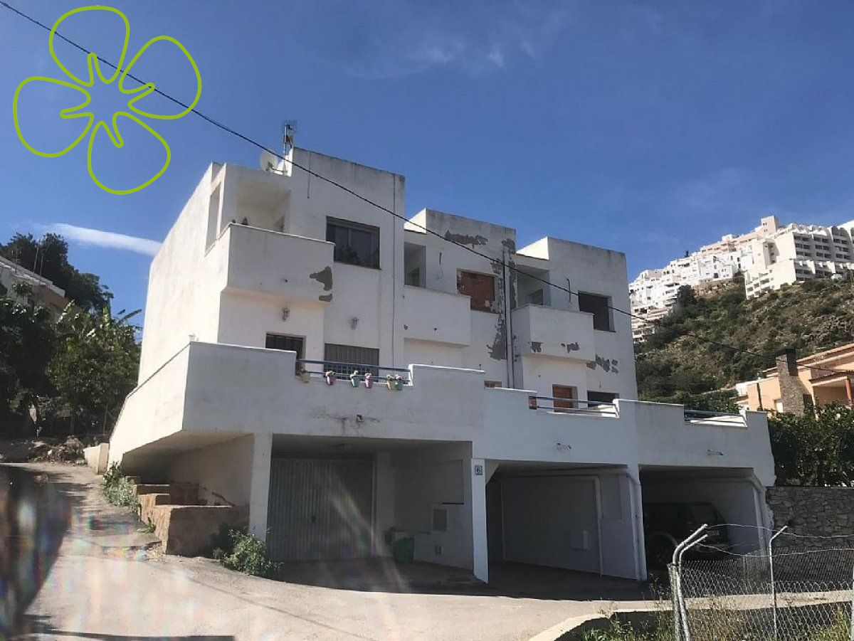 Ref:00894-6080 Duplex For Sale in Mojacar